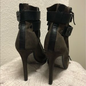 Dolce Vita Shoes - Dolce Vita Leather Wrap Heels